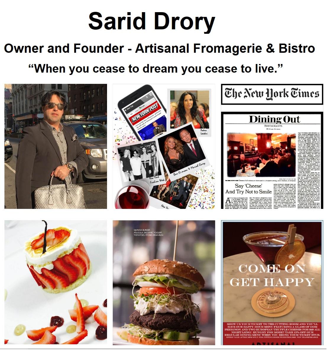 vincent sarid drory - שריד דרורי